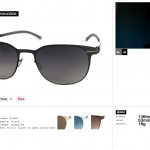 wallis black len black to grey polarized