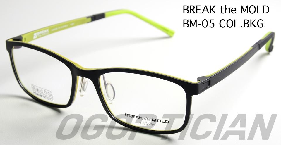 break the mold bm05 bkg