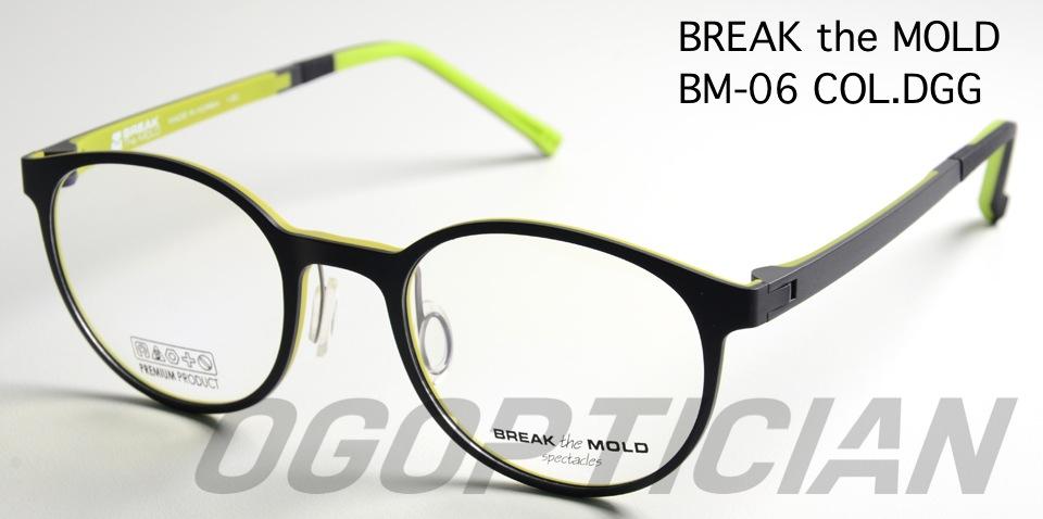 break the mold bm06 dgg