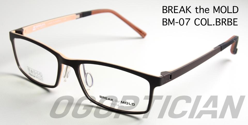 break the mold bm07 brbe