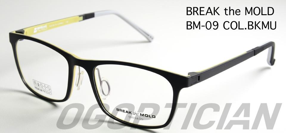 break the mold bm09 bkmu