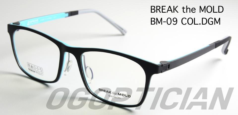 break the mold bm09 dgm