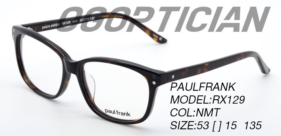 PAULFRANK RX129-NMT