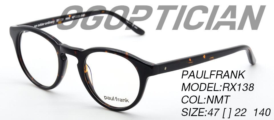 PAULFRANK RX138-NMT