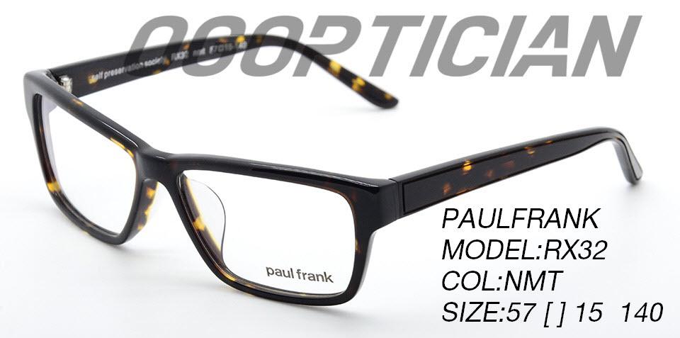PAULFRANK RX32-NMT