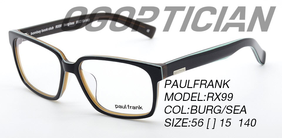 PAULFRANK RX99-BURG-SEA