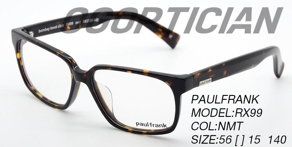 PAULFRANK RX99-NMT