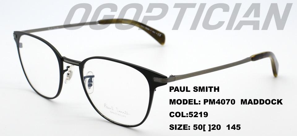 PAULSMITH-PM4070-MADDOCK-COL5219