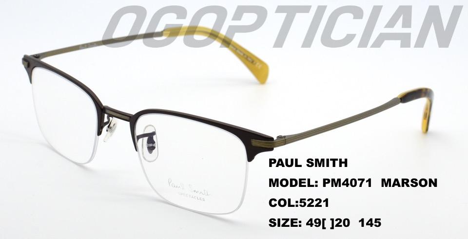 PAULSMITH-PM4071-MARSON-COL5221