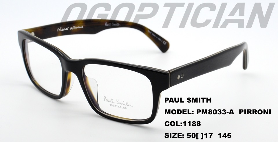 PAULSMITH-PM8033A-PIRRONI-COL1188