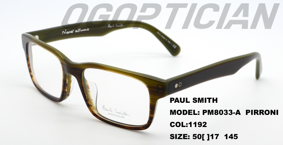 PAULSMITH-PM8033A-PIRRONI-COL1192