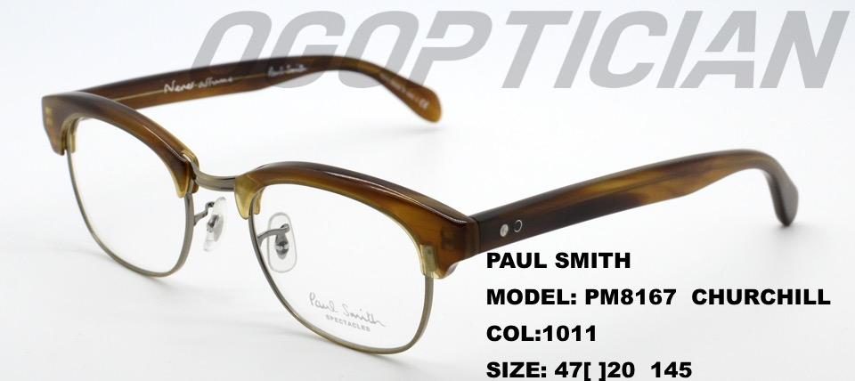 PAULSMITH-PM8167-CHURCHILL-COL1011
