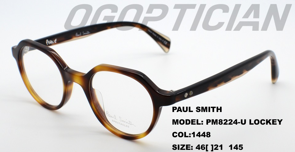 PAULSMITH-PM8224U-LOCKEY-COL1448