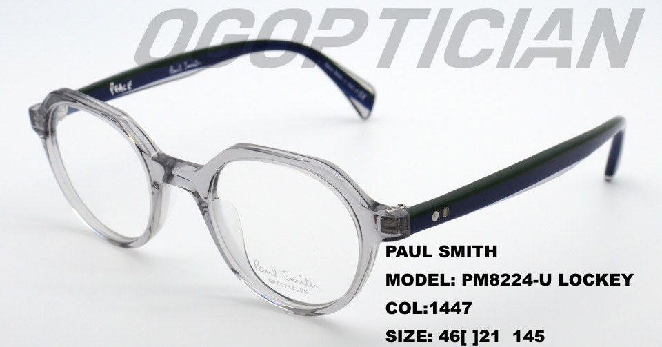 PAULSMITH-PM8224U-LOCKEY