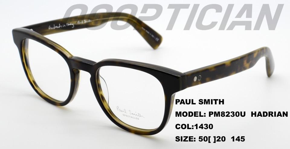 PAULSMITH-PM8230U-HADRIAN-COL1430